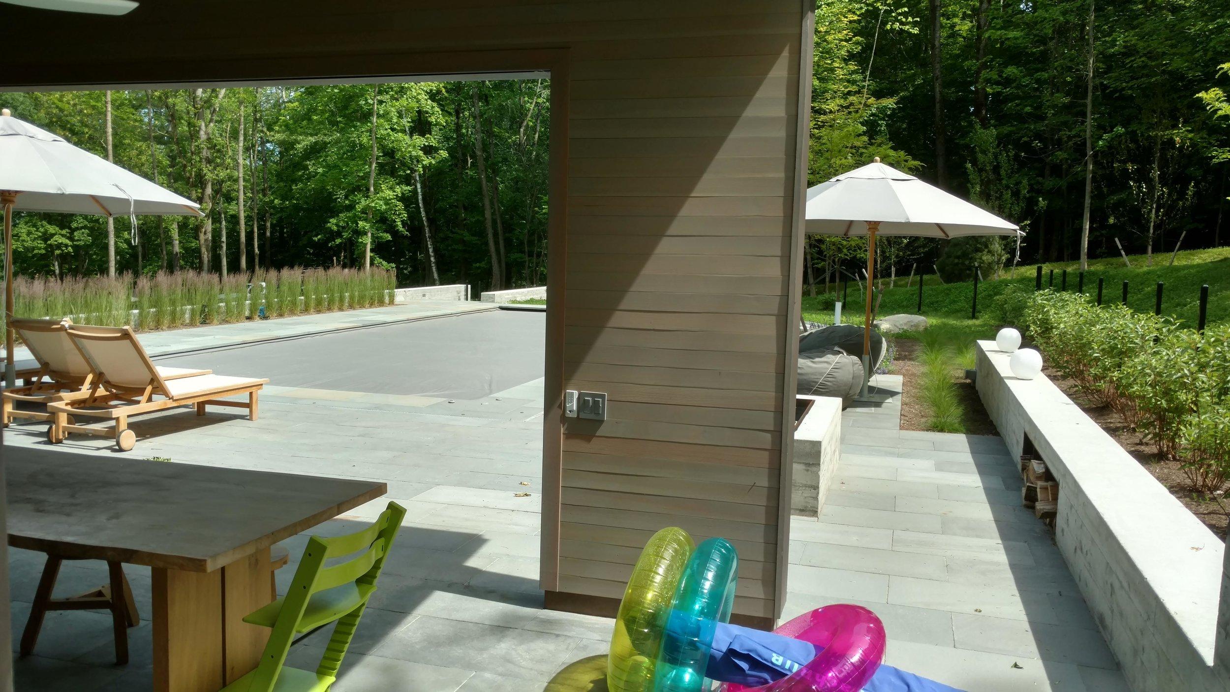 Pool Fence Enclosure
