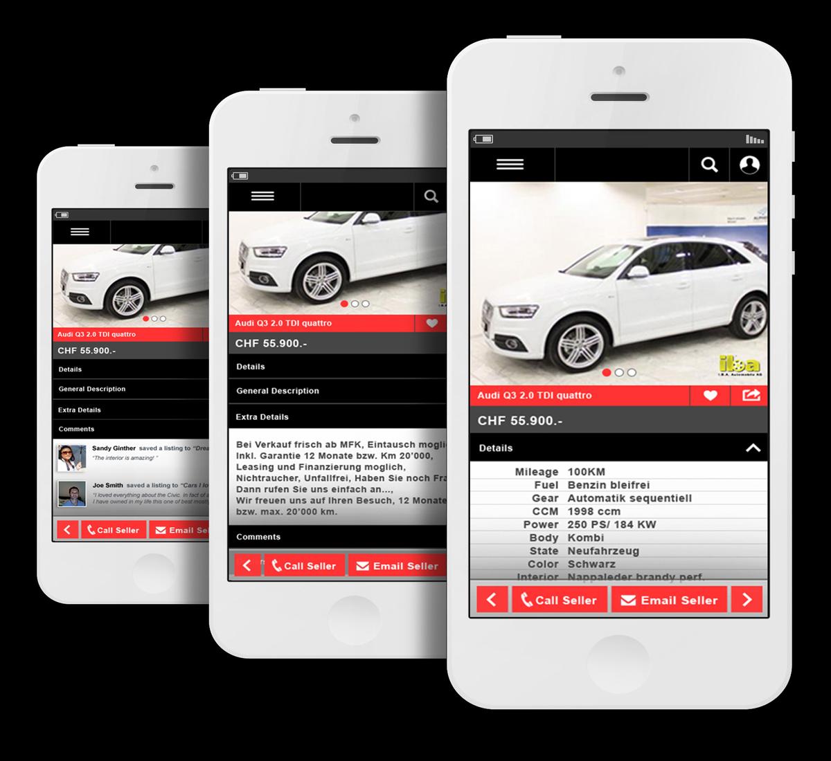 Car4You App