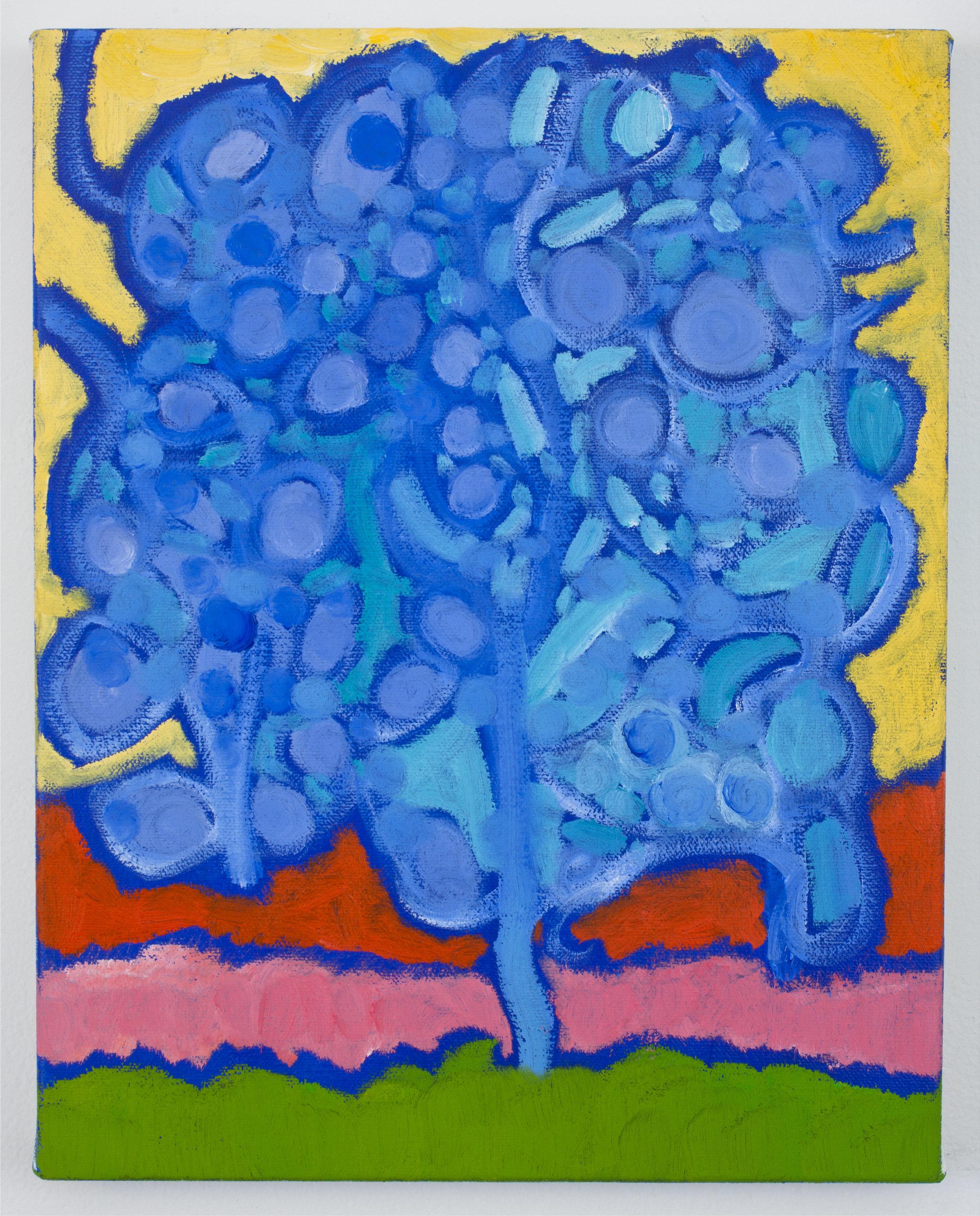 Blue Tree  (2012)