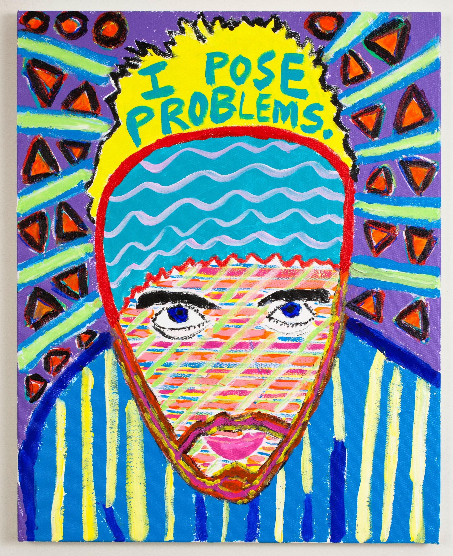I Pose Problems  (2010)