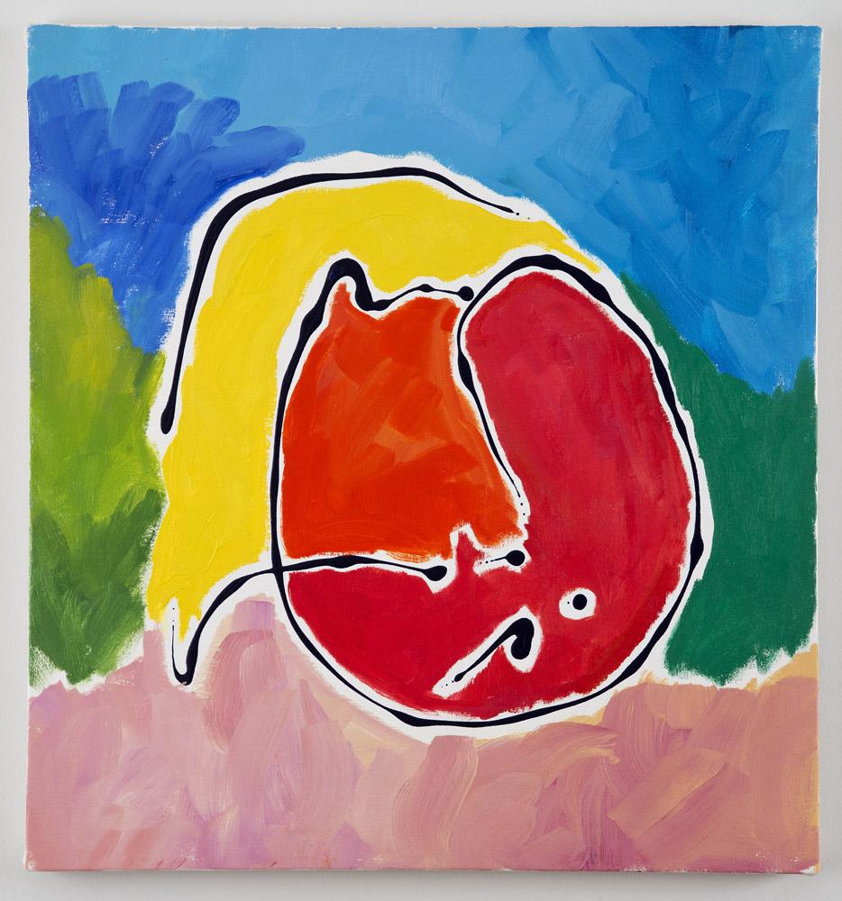Speedy Fruit as Landscape  (2014)