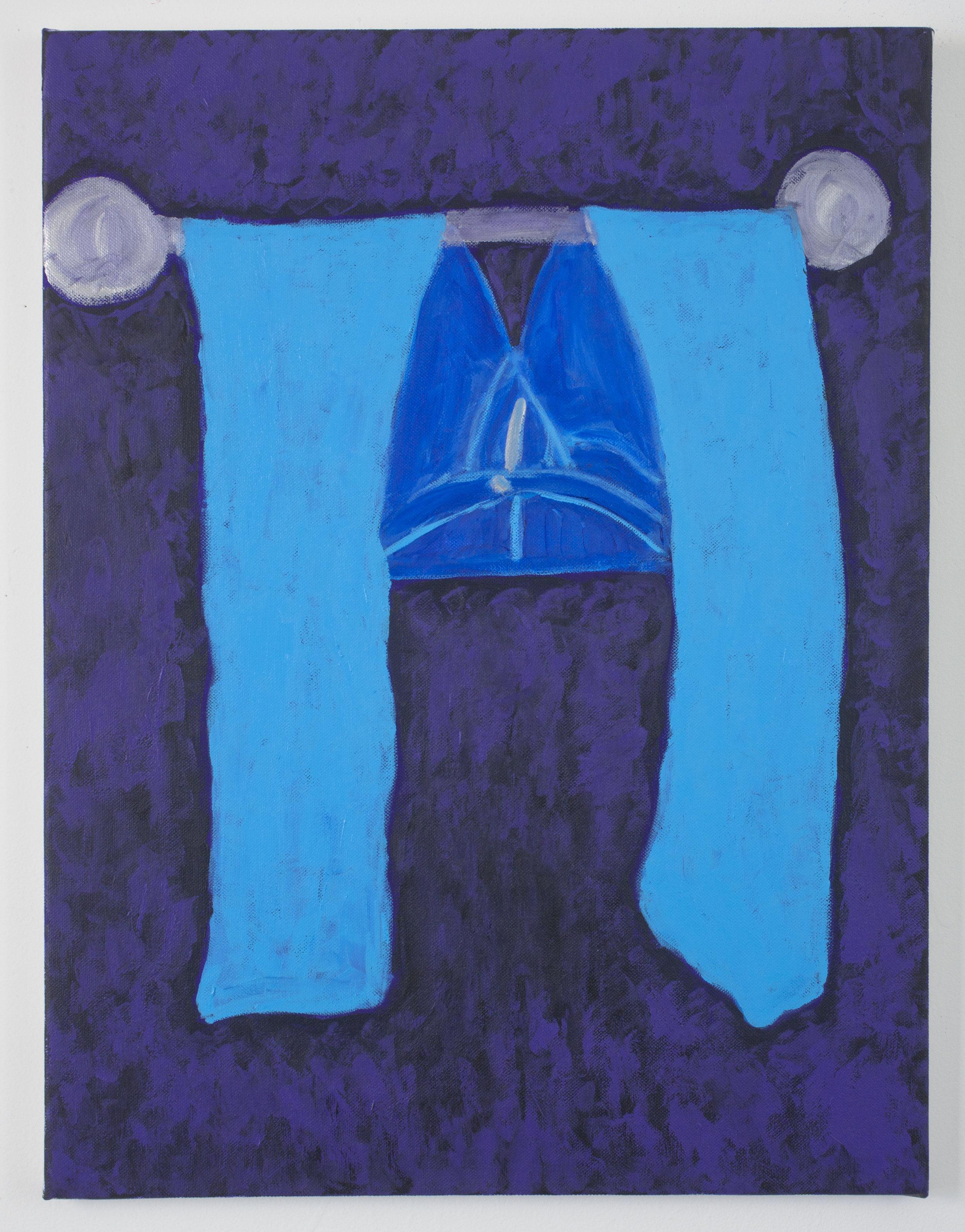 Pants Drying  (2011)