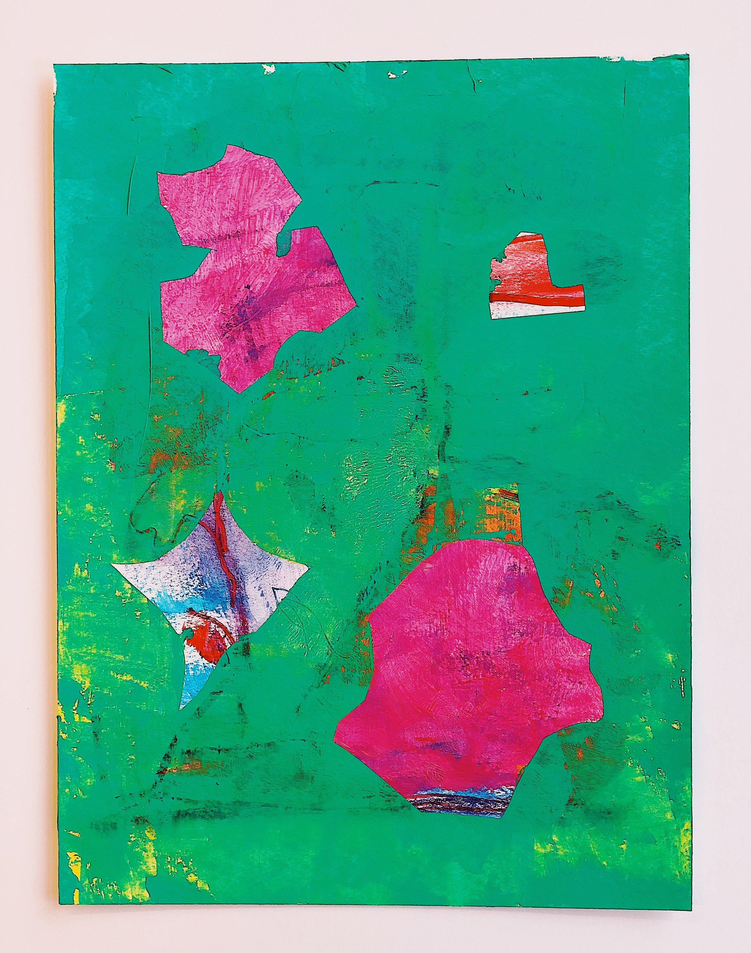 Lethean Pink and Green Pleasure Voyage  (2016)