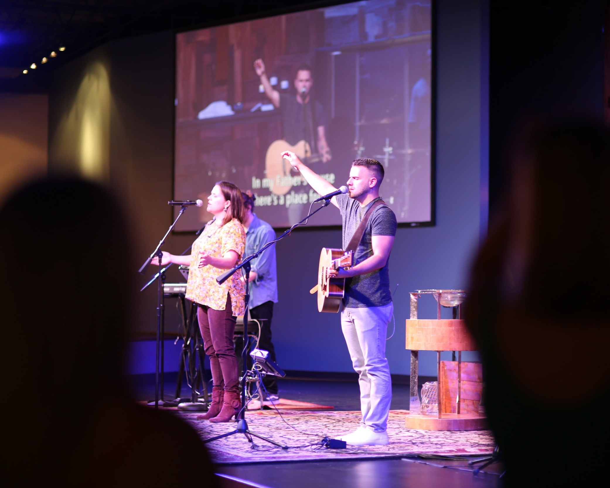 West CampusThe Journey Contemporary Worship - 9:30 AM11 AM