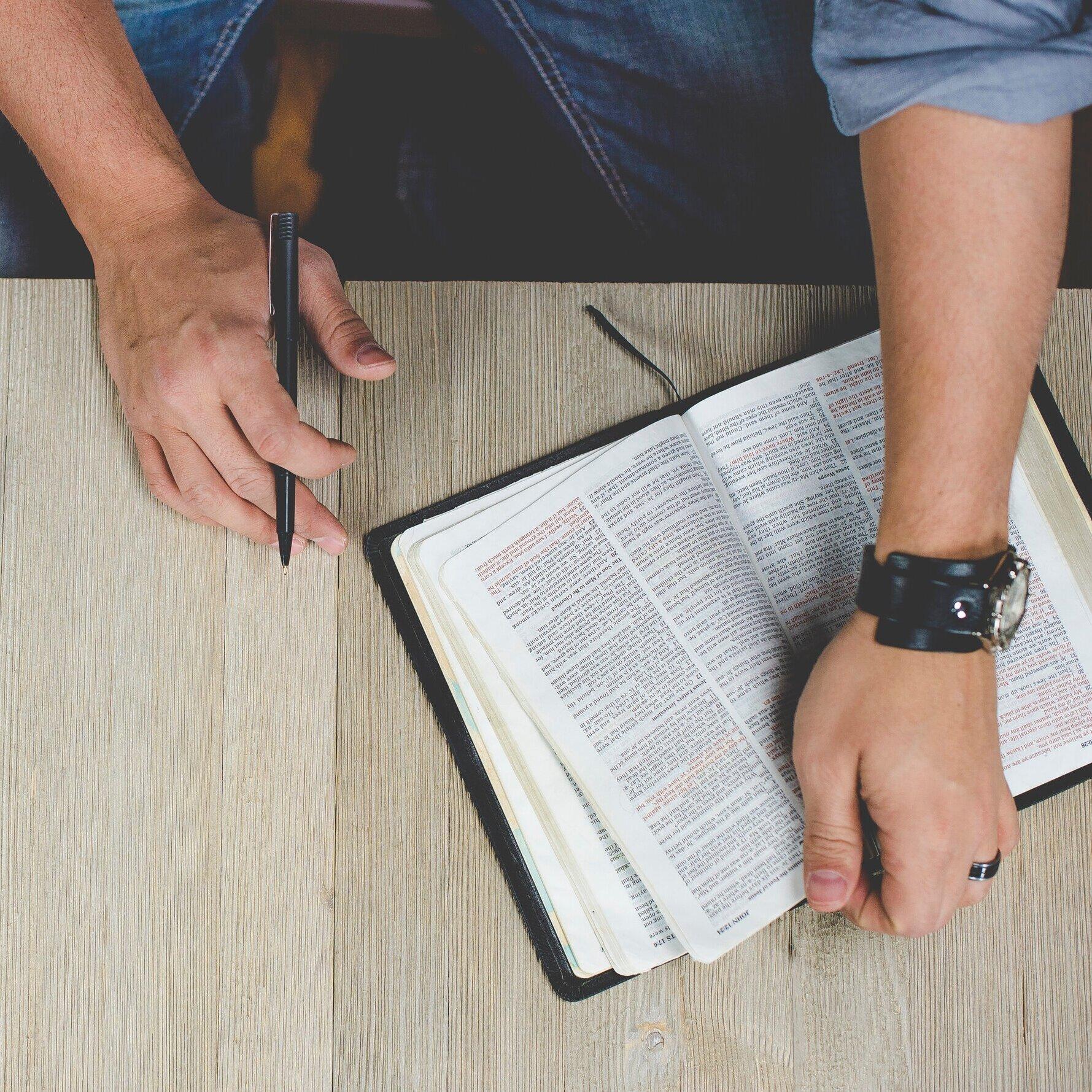 Adult Bible Studies -