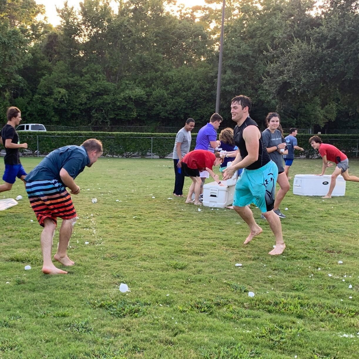 Youth Ministry - Our aim is to help students continually cultivate a desire to discover and develop a meaningful relationship with Jesus Christ.