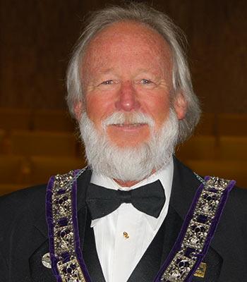 Brian Feldpouch, PER   Organist