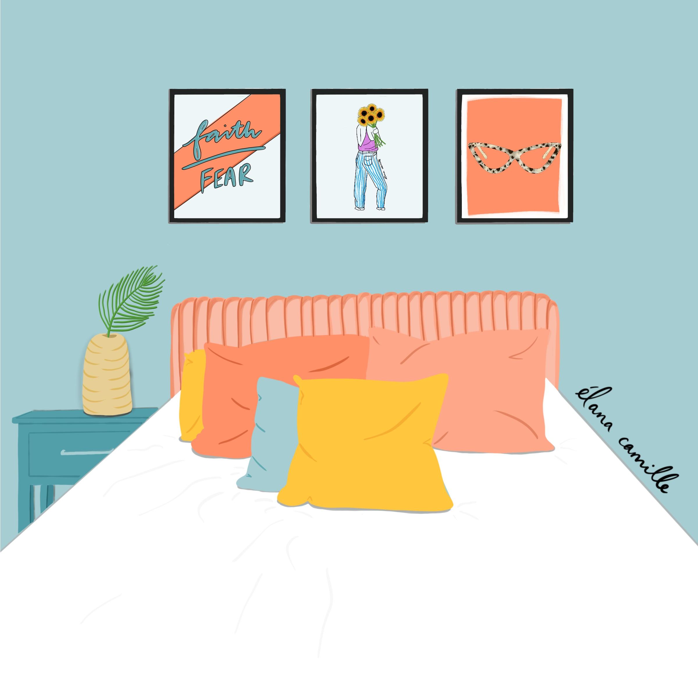 Lifestyle - Bedroom Decor