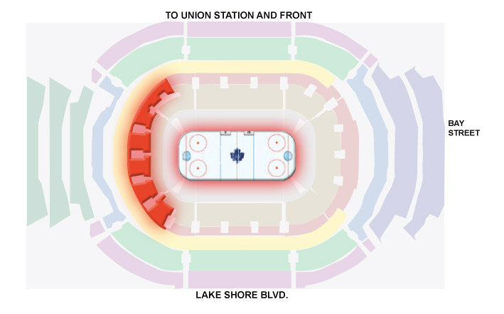 Red Packages - - Reds primarily behind the visitors net2 ticket Red Package ($337.50 per ticket) = $337.50 x 22 tickets = $7,425 + HST4 ticket Red Package ($362.50 per ticket) = $362.50 x 44 tickets = $15,950 + HST