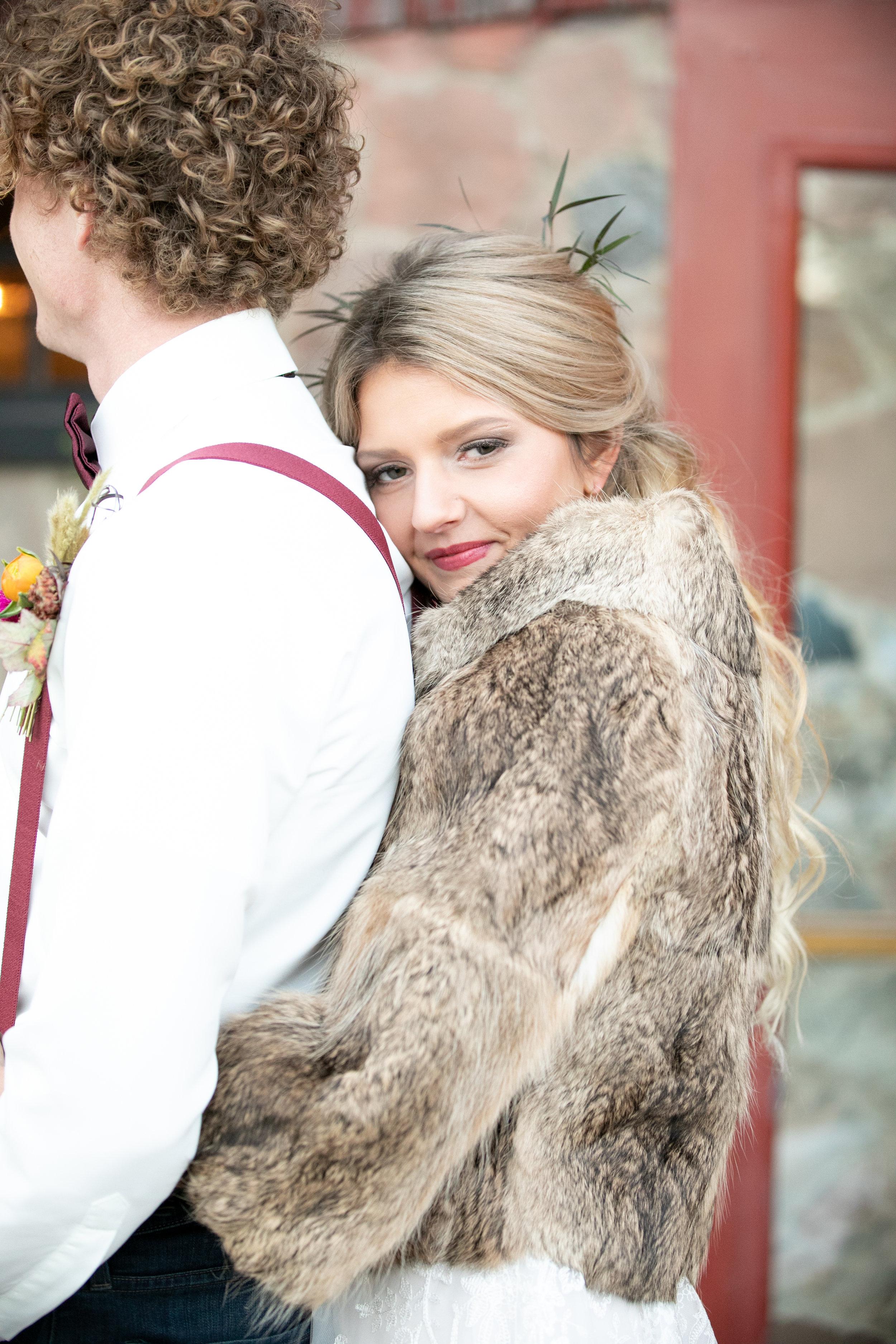 Boho Wedding - Alysha and Ben - Elyse Bullard Photography