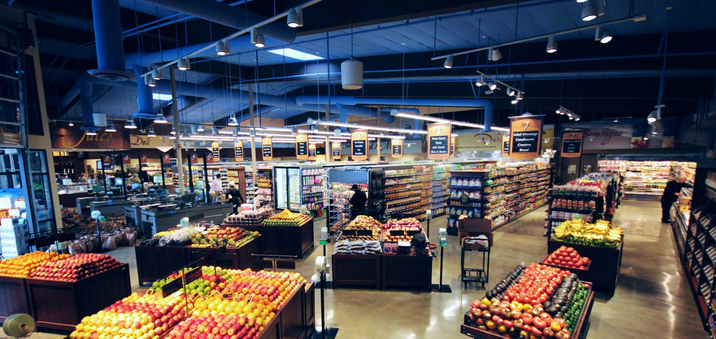 A picture of inside the market before we open our doors in the morning.jpg