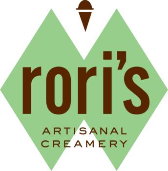 rori's artisinal creamery logo