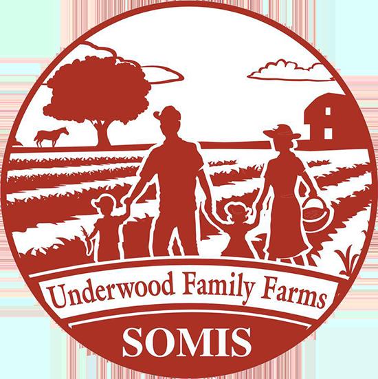 Underwood Family Farms logo