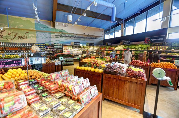 A picture of farm fresh local organic produce availble daily in our market.jpg