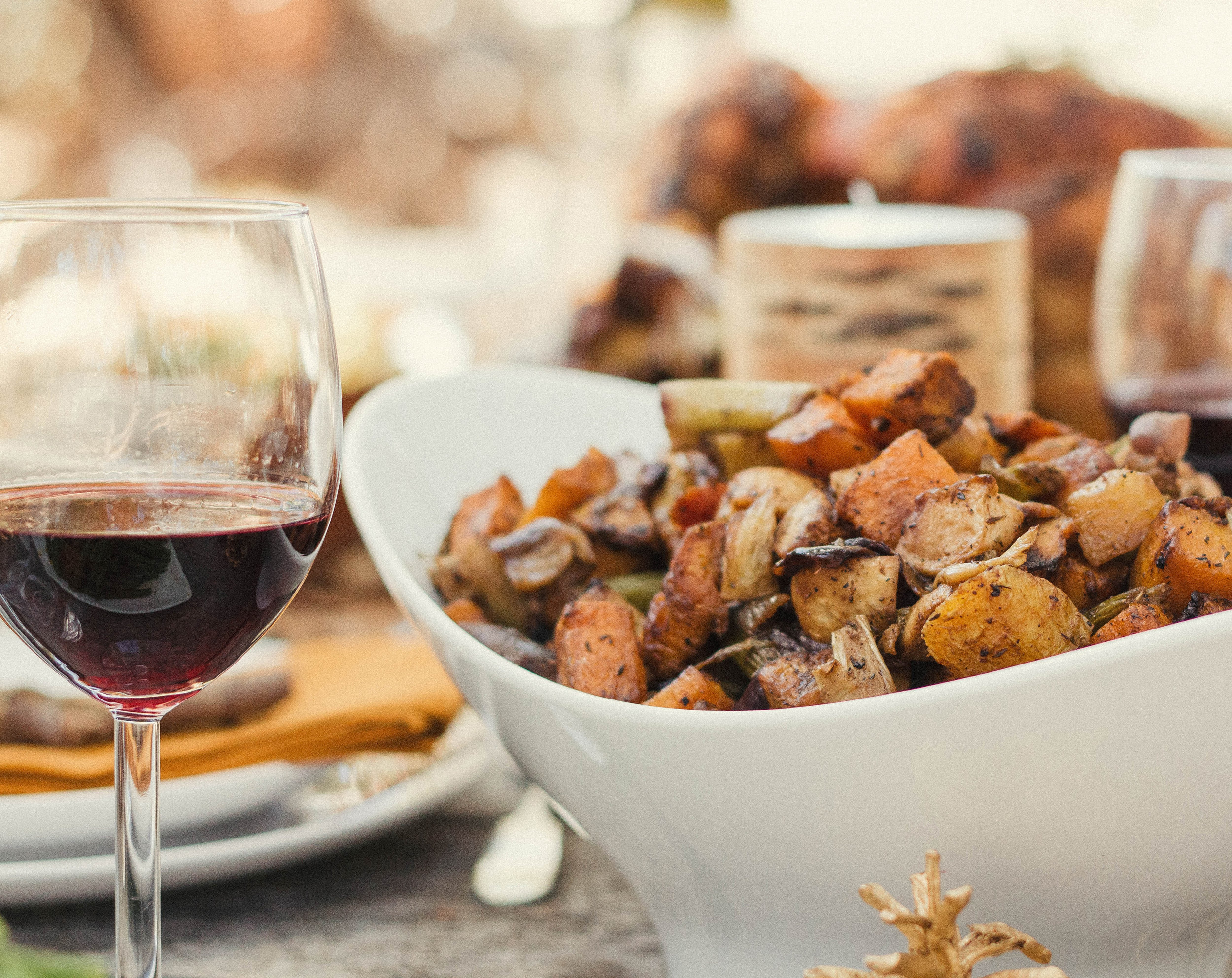 Roasted potatoes and red wine.jpg