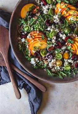 salad in brown bowl .jpg