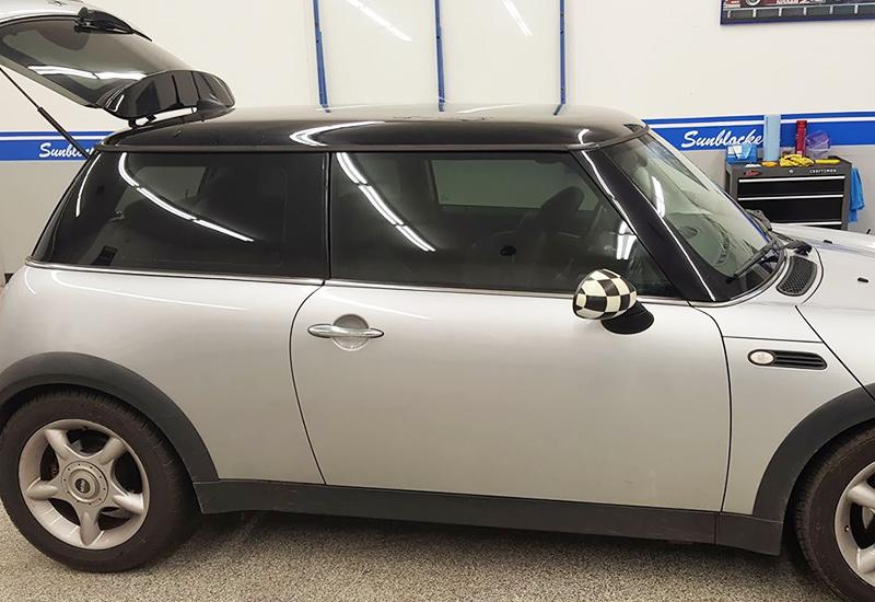 Automotive Window Tinting Service