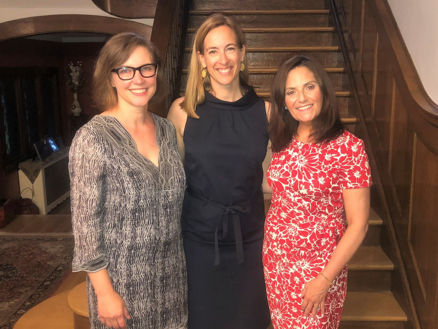 "REP. Mikie sherrilL - ""We need to continue to make our case, year after year, to carry on the momentum.Lisa and Darcy couldn't be more perfect for this role."""