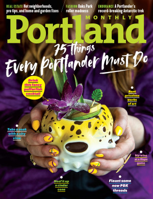 PDX Monthly 2019 city guide