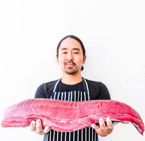 Colin Yoshimoto (Executive Chef) - Aaron Lee