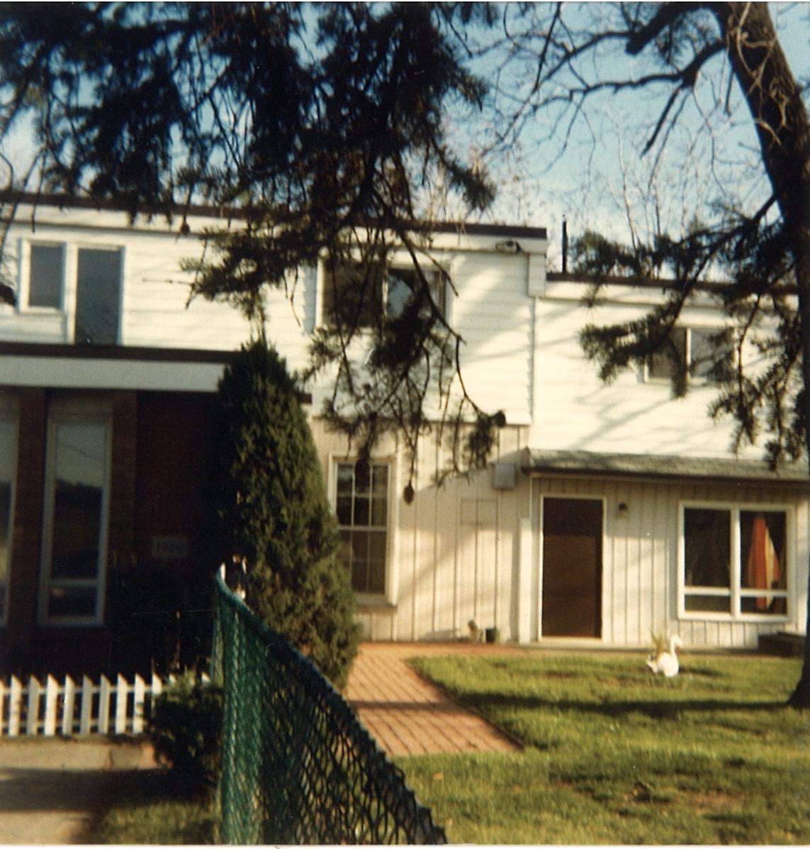 The Amberidge Home, circa 1965