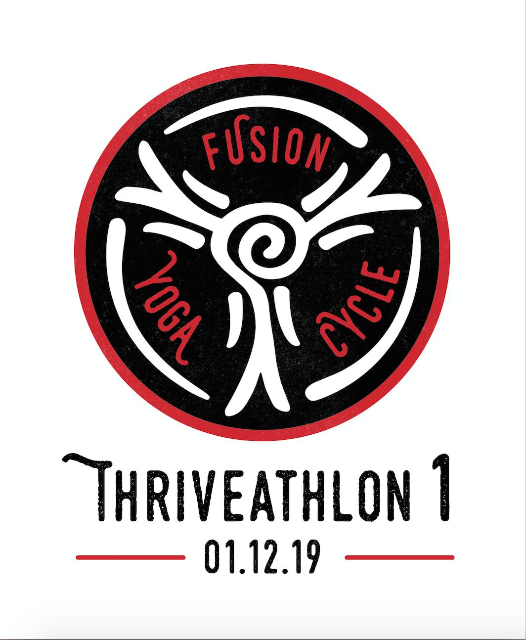 Santa Fe Thrive Special Event Logo