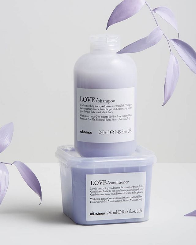 L O V E, comes in many different forms, this time in a Shampoo and Conditioner specifically formulated to tame frizzed out and tangle prone hair. . . . An infusion of olive extract from Minuta olives grown in Messina, Italy, it nourishes and enriches the hair with fatty acids, vitamin E, and polyphenols - Leaving strands smooth for a style that's more manageable, which helps get us dressed up and out the door faster 💁🏻‍♀️ @davinesnorthamerica Now Available at Salon Mii N°2 . . . 👩🏼‍💻For booking and Questions 📞 (978) 521-8011 Or just DM us any questions. _______________________________________ 👀More on our Insta Stories‼️ _______________________________________