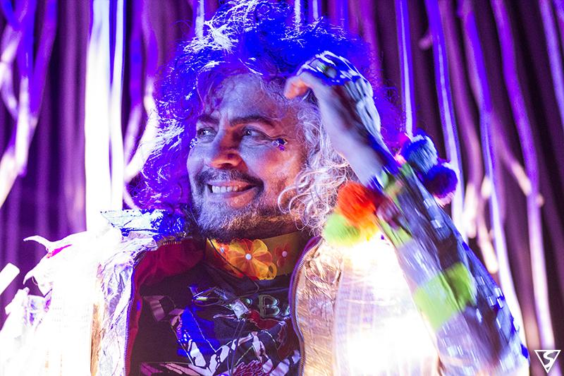 Wayne Coyne of the Flaming Lips, HOC Fest, Miami, FL, November 22, 2016 © Showskii Music