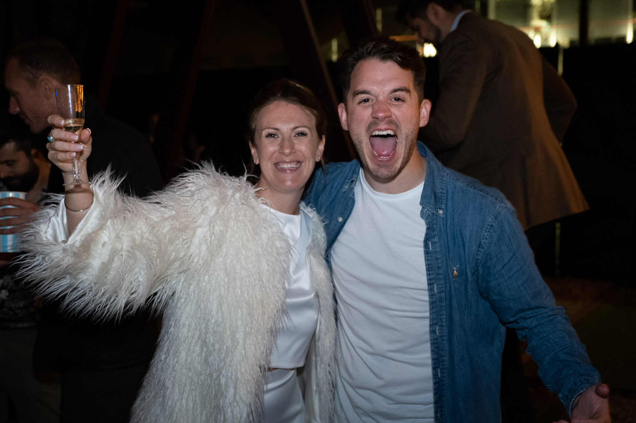 Lizzie & Mark