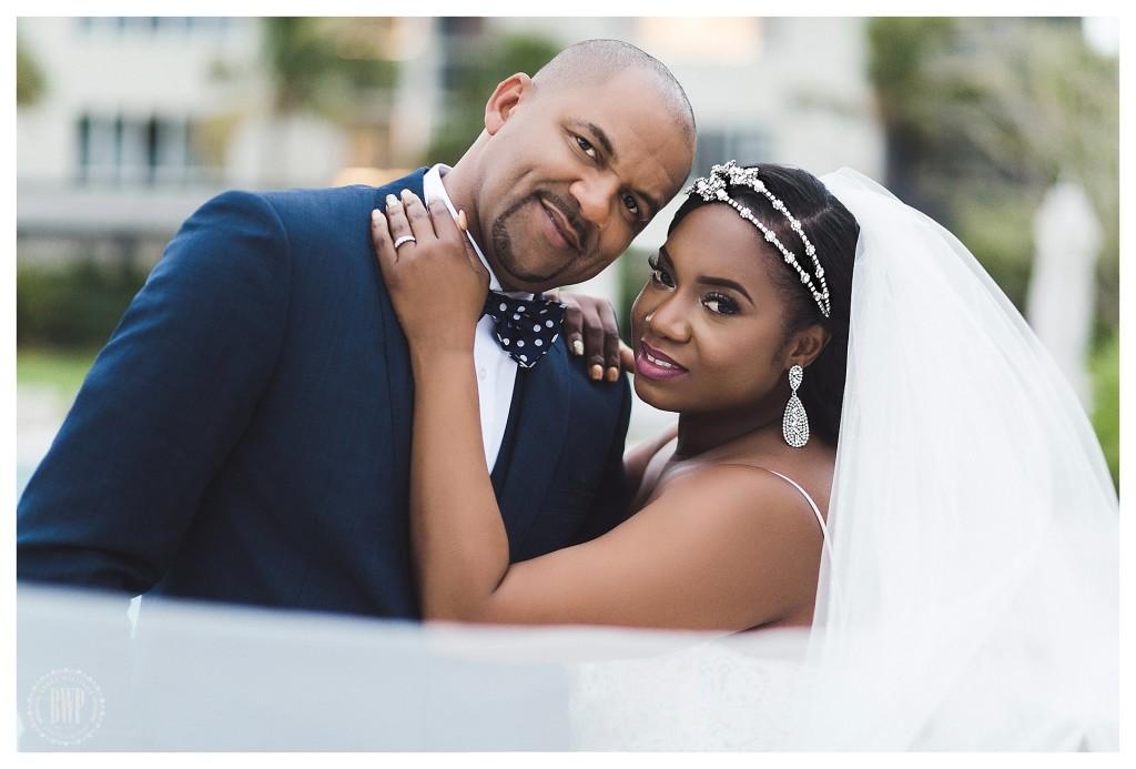 Keswara + Cedric - Island House Wedding