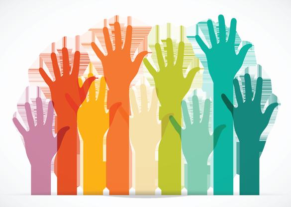Volunteer! We need your help.