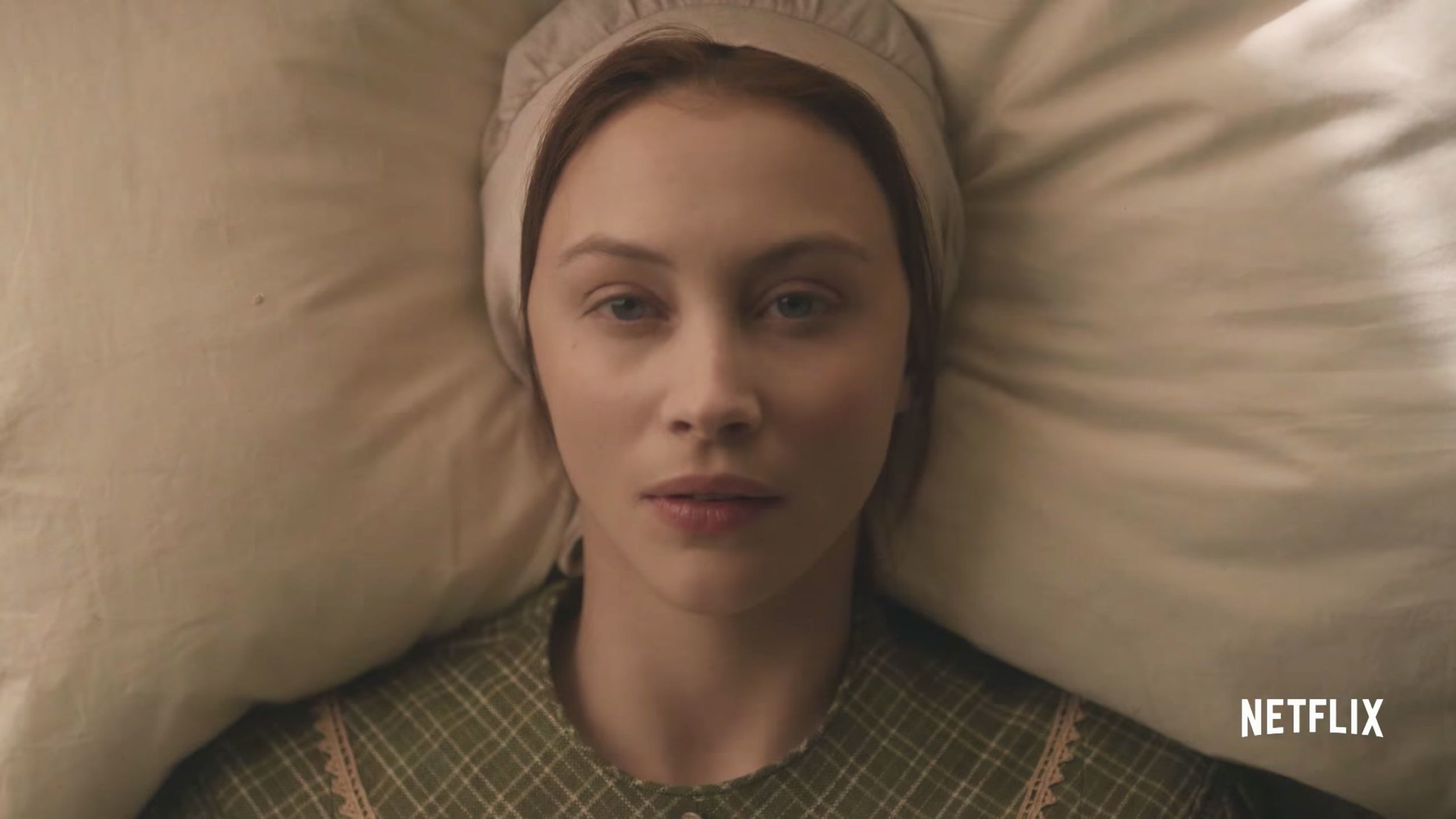 Netflix's Alias Grace Trailer