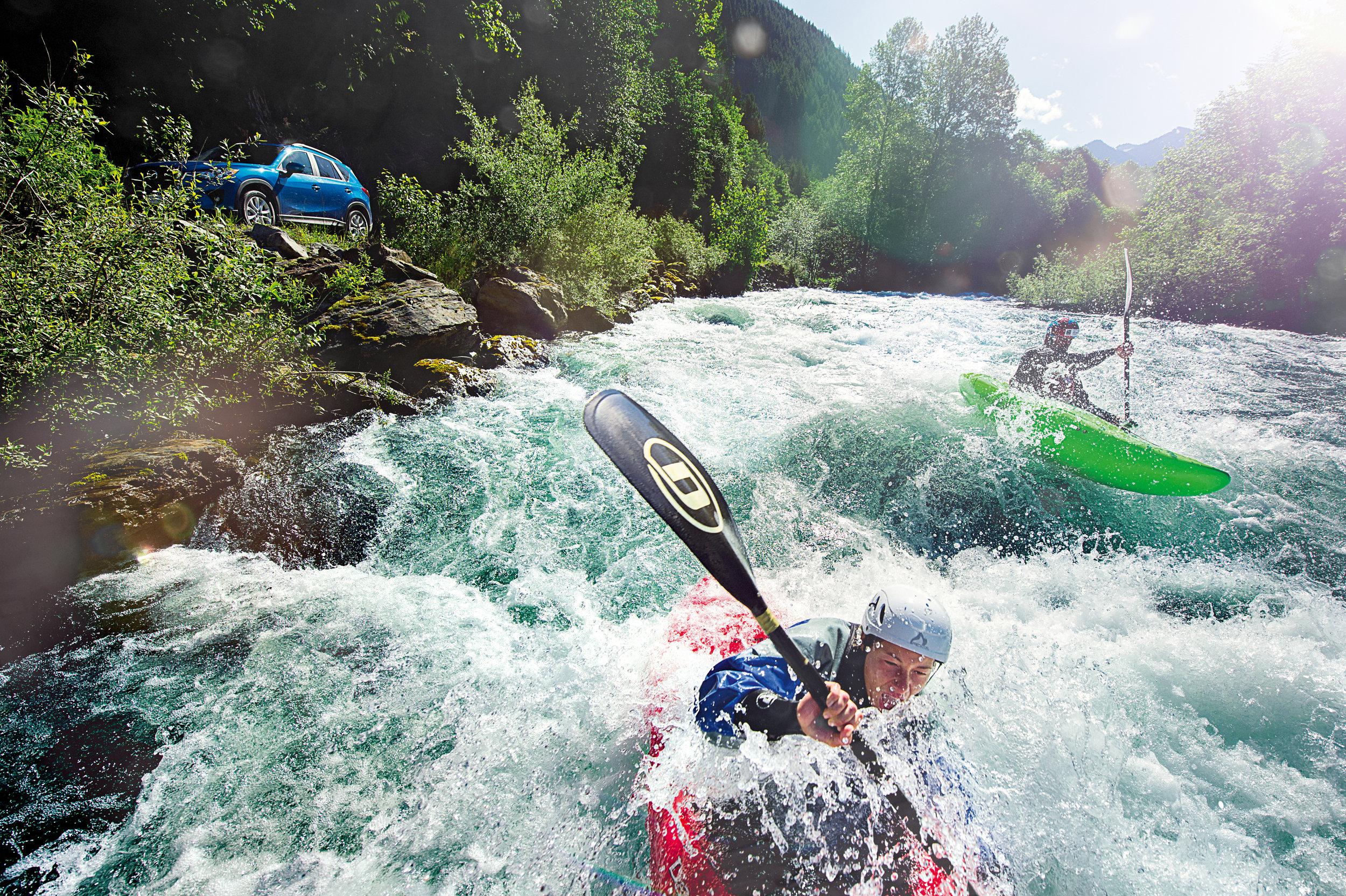 Jessica Groeneveld & John Hastings — Chilliwack River, British Columbia, Canada