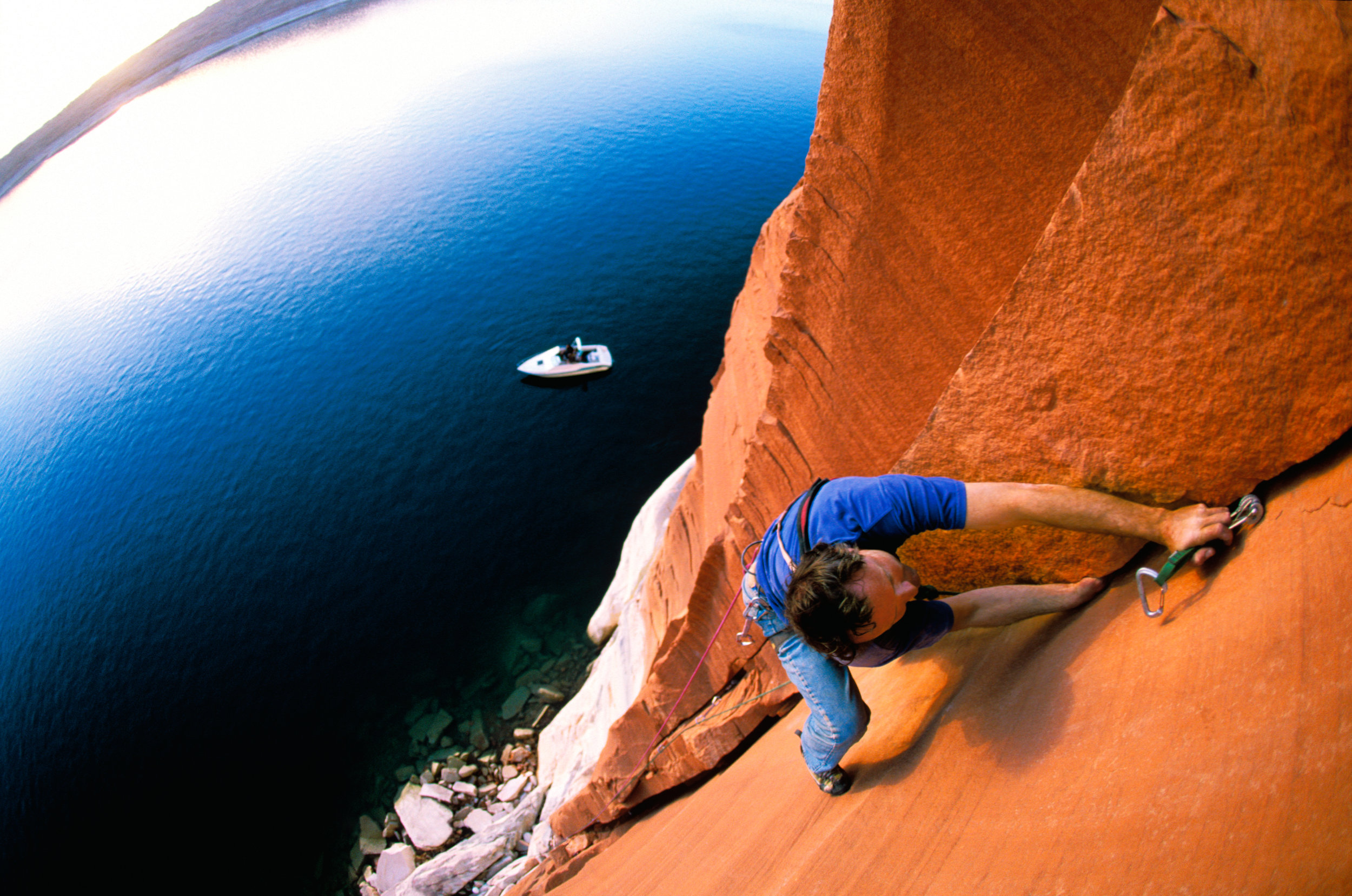 Craig Luebben — Lake Powell, Utah