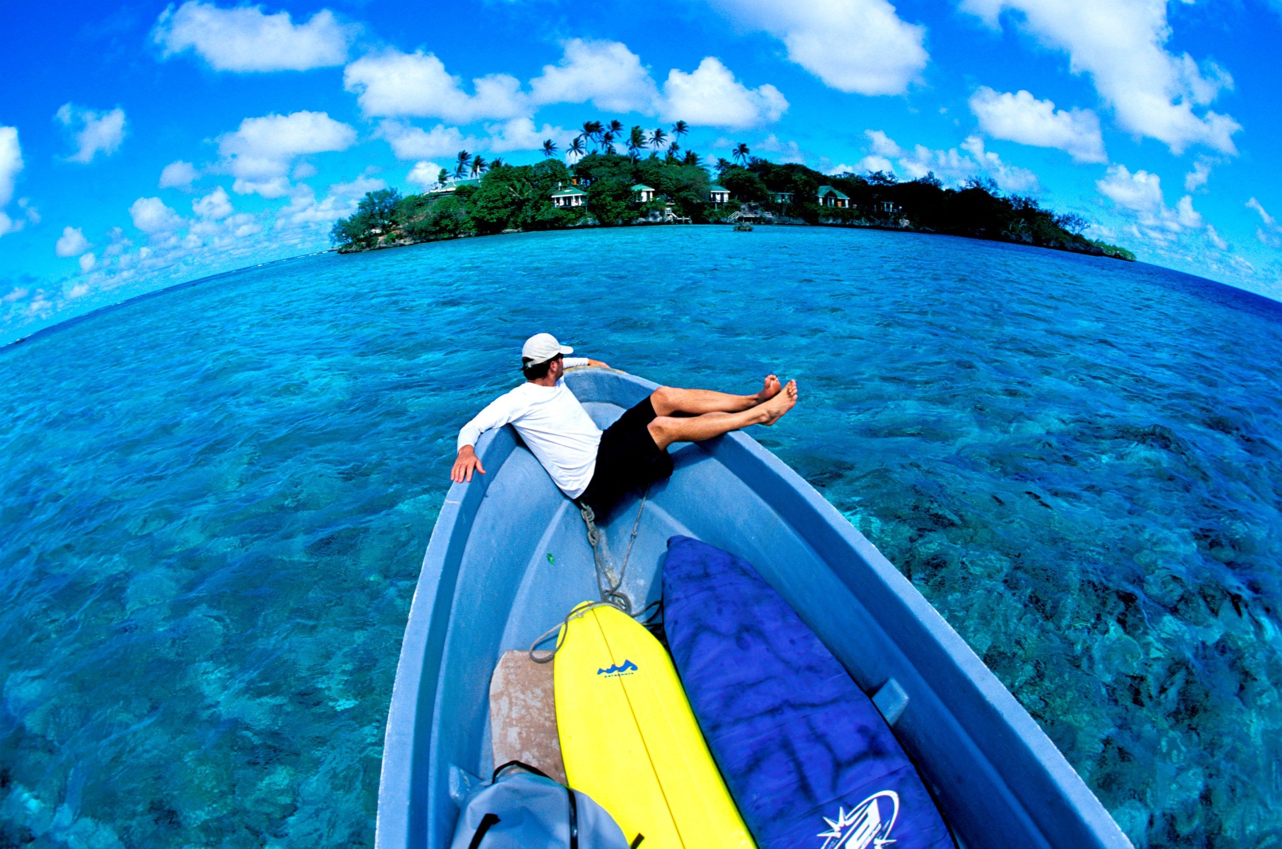 Mark Anders — Nagigia, Fiji