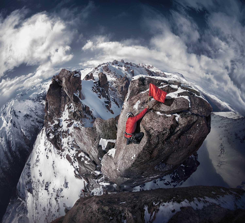 Willie Benegas — Bariloche, Argentina