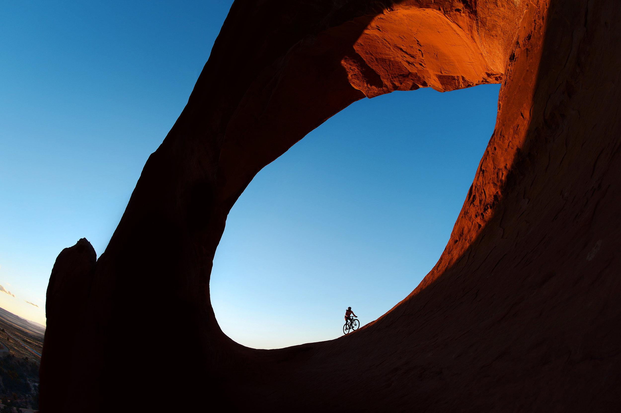 Rebecca Rusch — Moab, Utah