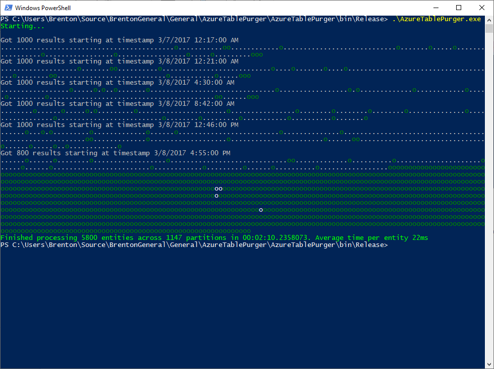 Azure Table Purger - Parallel - Run 2.png