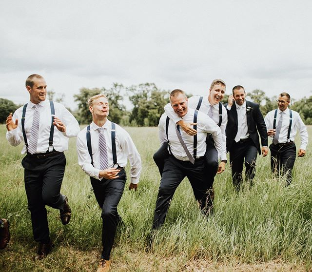 Dear Groomsman, Hello!. I'm your best friend's wedding photographer. I just wanted to say hi and to let you know that I'm on your side. I know formal photos can be a bore, and I know you don't want to stand out in the snow or in blistering heat. Neither do I... and I'm gonna be out here twice as long as you will. Trust me I want this done fast and easy too! So let's make a pack? If you listen, play my games, and make it as fun as you can- we can cut this time in half. I promise. Photos CAN be so fun, and we could get some pretty epic shots. Also I actually really like most of you... unless you're a jerk. But for the most part, I probably want you to like me too! I will hold all your coats, I will give you AC breaks, I want to hear your ideas, I will laugh with you, and I love dancing with everyone on the dance floor. Don't roll your eyes, drag your feet, complain, make my job painfully awkward, and act like toddlers... I'm going to do everything I can to make this as easy, fast, and enjoyable. Let's be friends, k? COOOOL! See you soon, EMILY