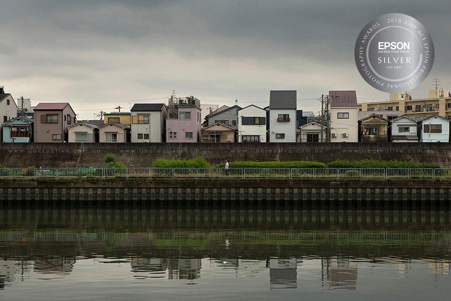 Image 2 - Osaka Canals -    Silver Award 81