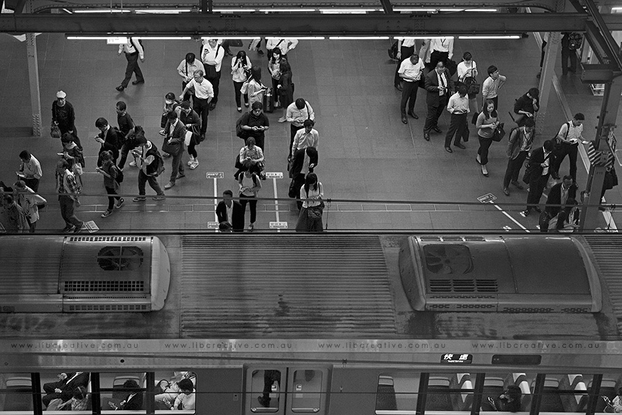 Image 3 - Organised chaos in Osaka Station - Professional Practice 78