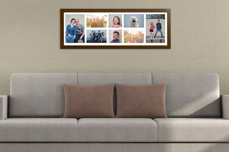 Custom Large Photo Collage $550   If you really cannot choose, I recommend my large photo collage, custom designed to fit a variety of spaces.
