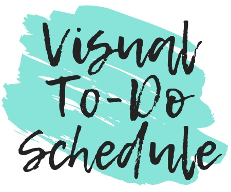 Click HERE to download! - As talked about on The Sensory Project Show Podcast, Episode #4: Visual Schedules.