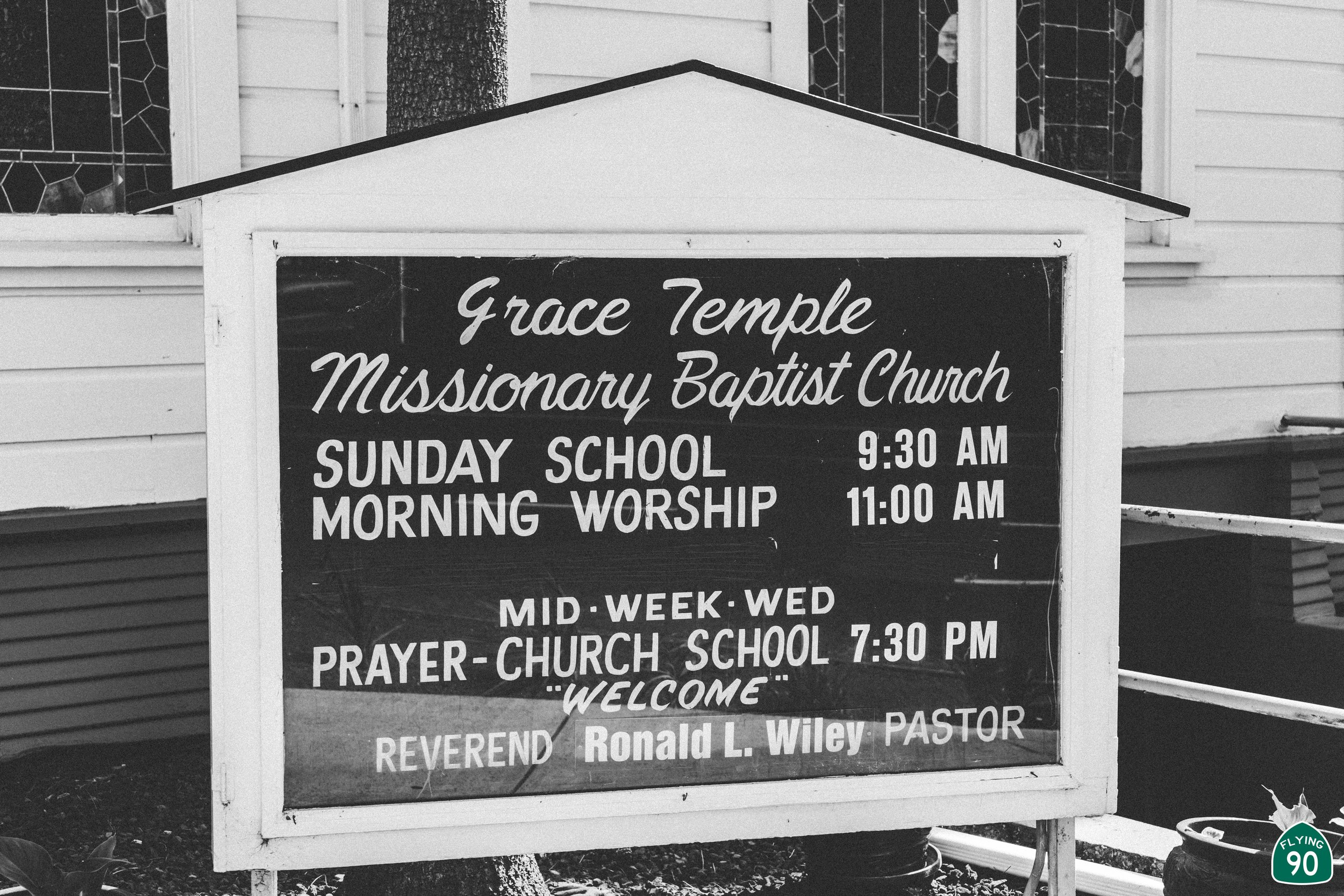 Grace Temple Missionary Baptist Church