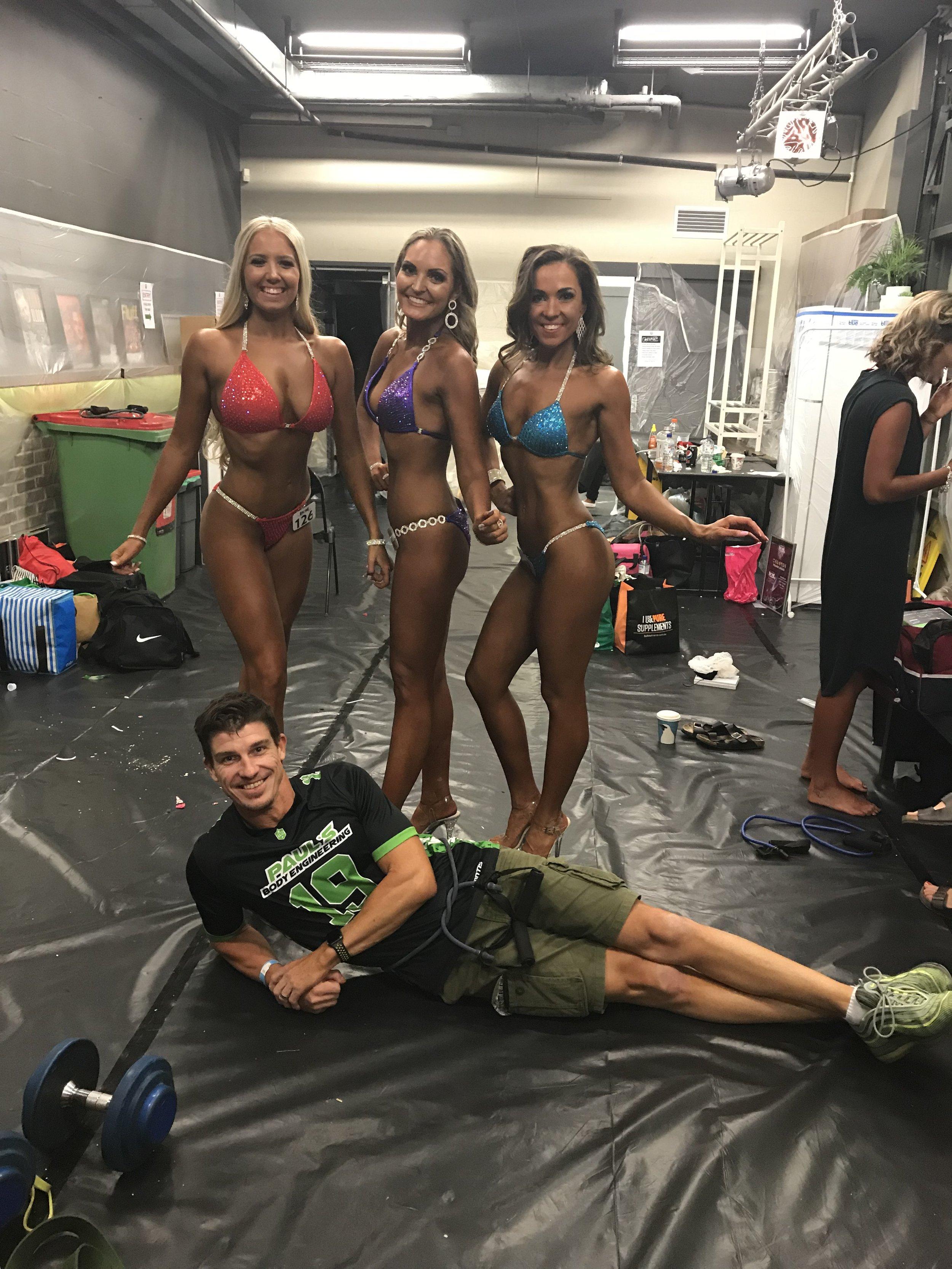 natural body building bikini competition contest preparation coach