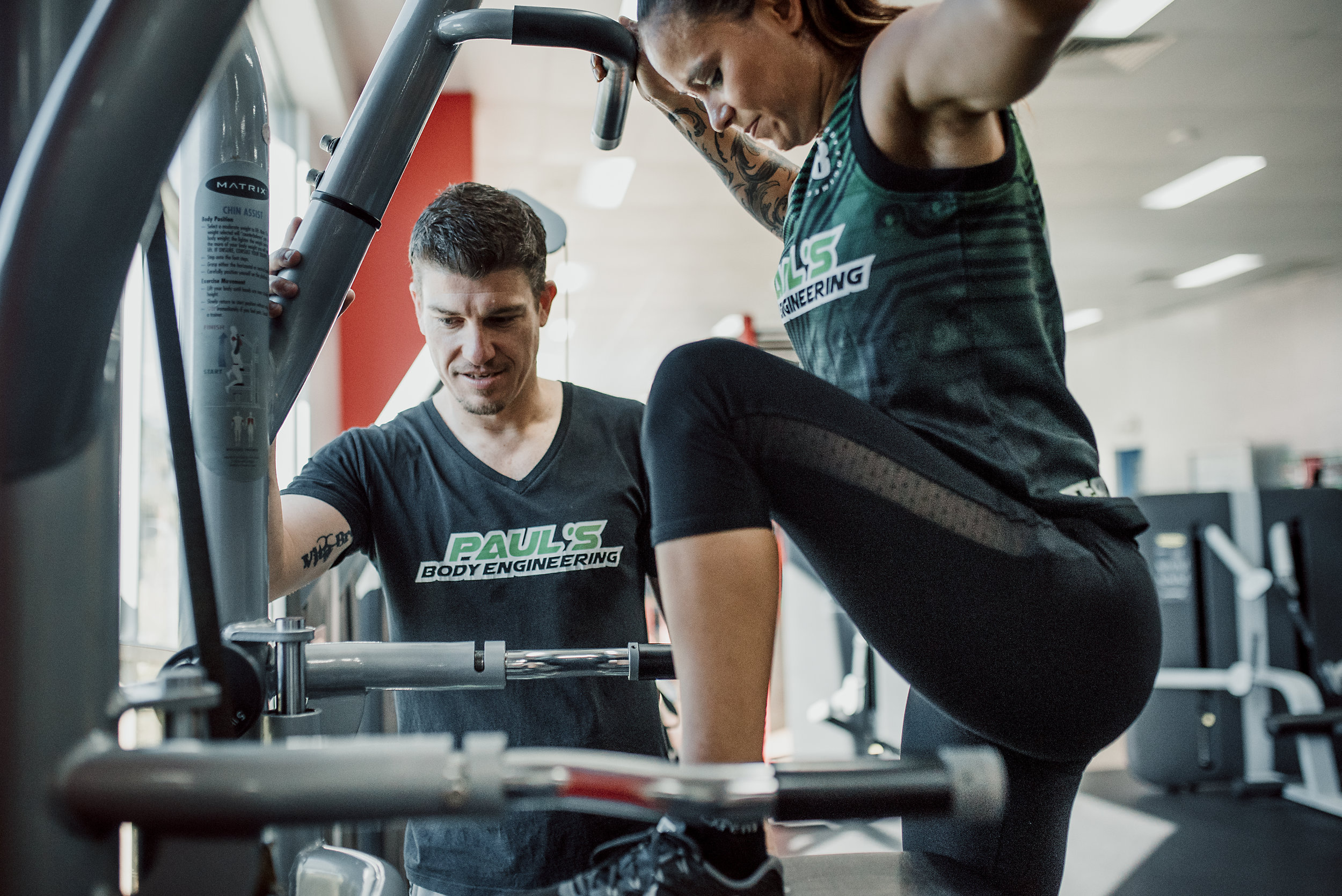 personal trainer sunshine coast weight training nutritional coaching