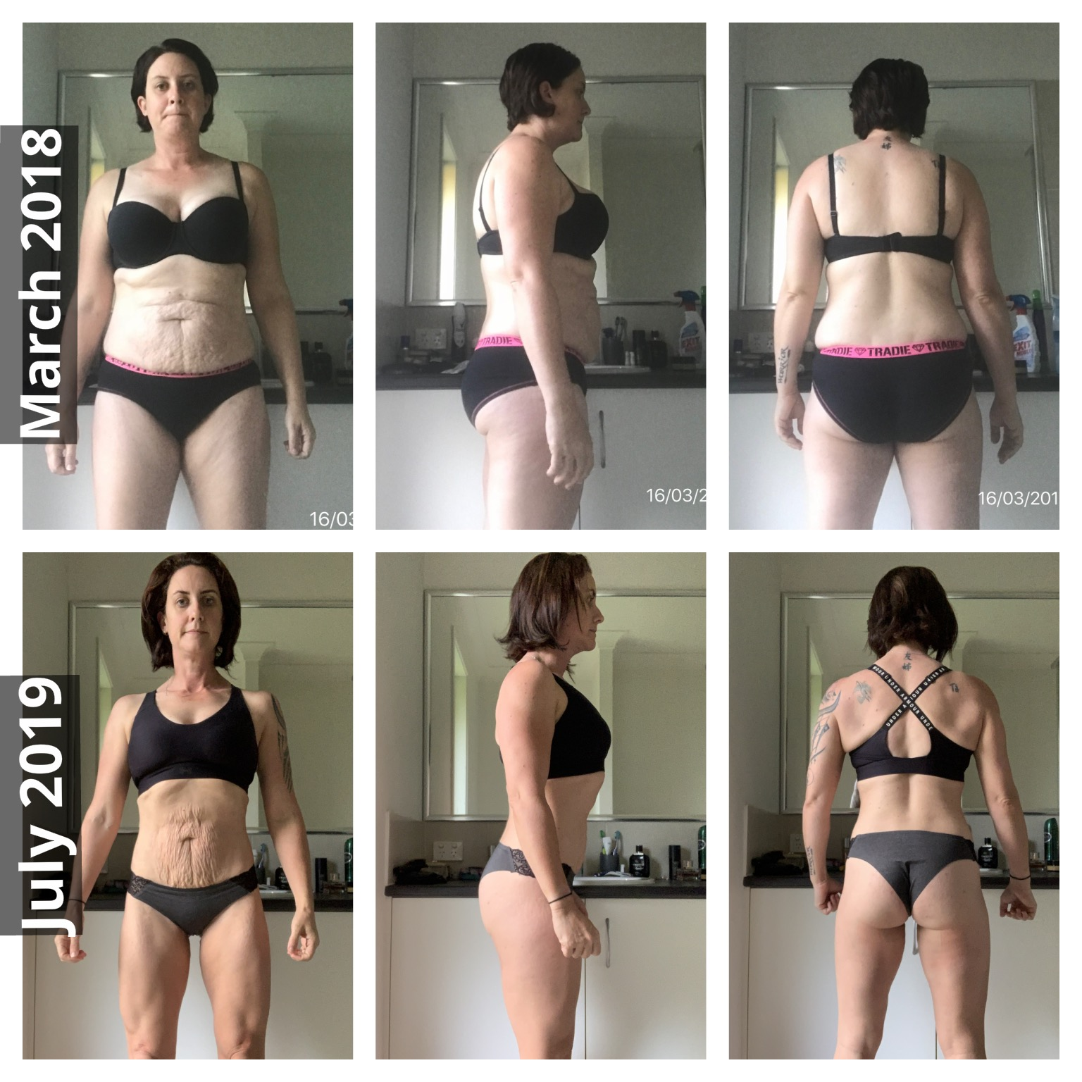 Fat loss Weight Loss Nutritional Coach Personal Trainer Results.JPG