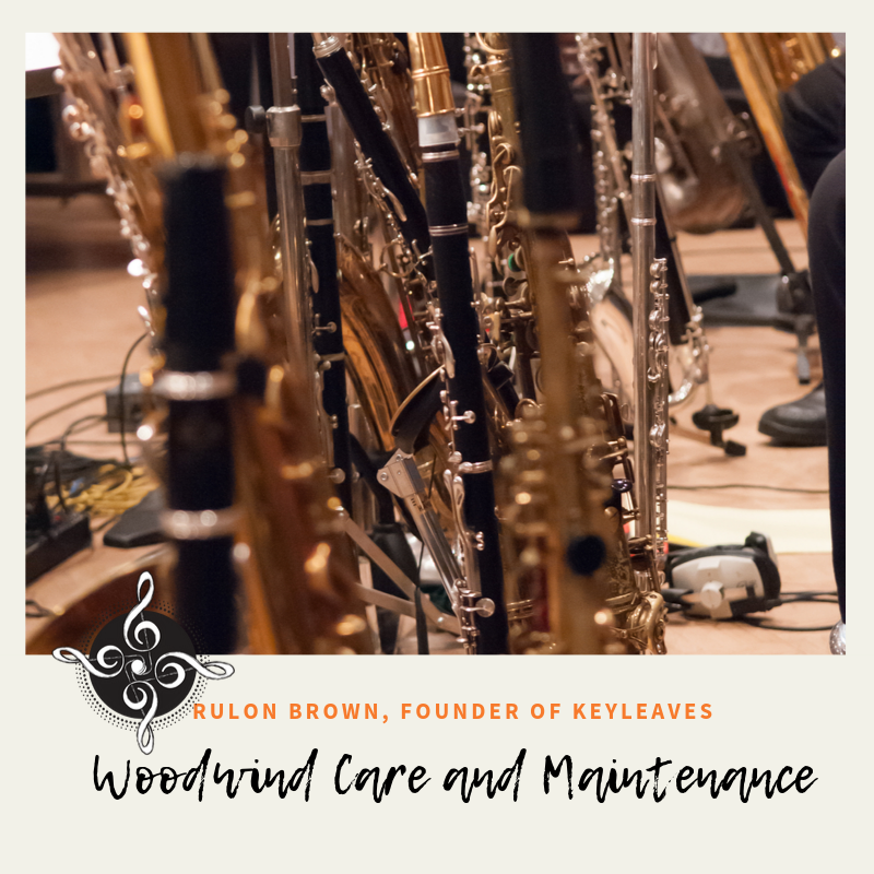 woodwind care and maintenance workshop