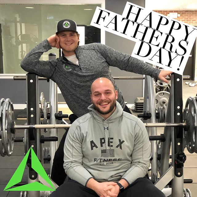Happy Father's Day to all the hard working dads out there! Today is our day.... enjoy it while it lasts.... 😂 #fathersday #dadbod #apexfitnesscr #fitness #gym @johnswertfager @skaz_gecaj