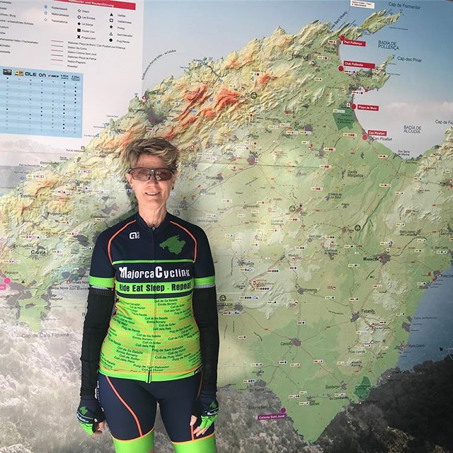 Shoutout to Apex Athlete Christine Shopen on conquering 310 miles and over 15,000 feet of elevation in Spain over the past few days!! #apexfitnesscr #cycle #spain #rideordiechick #fitness